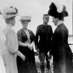 Kronprinsessan Viktoria på besök