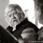 Peter Harryson och Bengt Magnusson